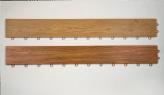 Basement flooring systems