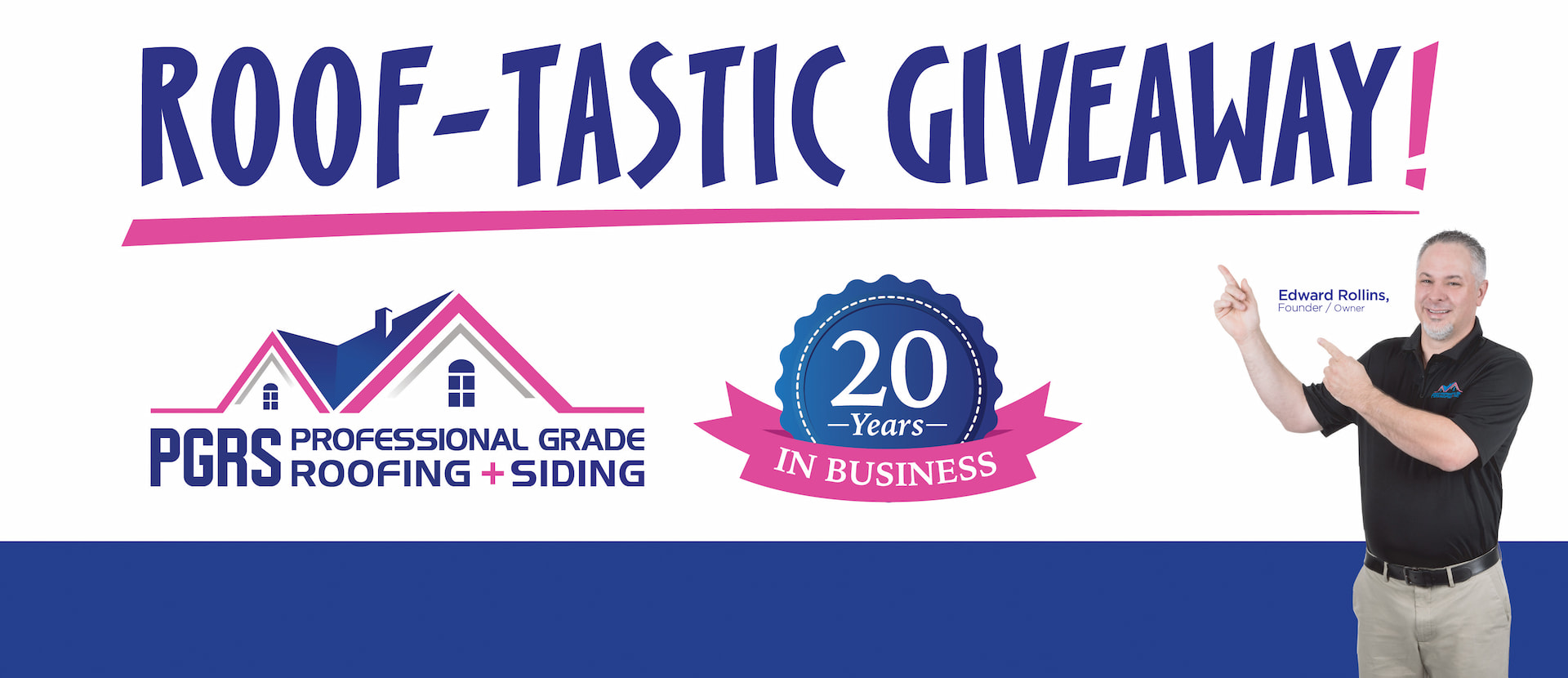 Rooftastic Giveaway Banner