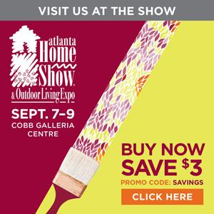 Atlanta Home Show & Outdoor Living Expo - Discount Tickets
