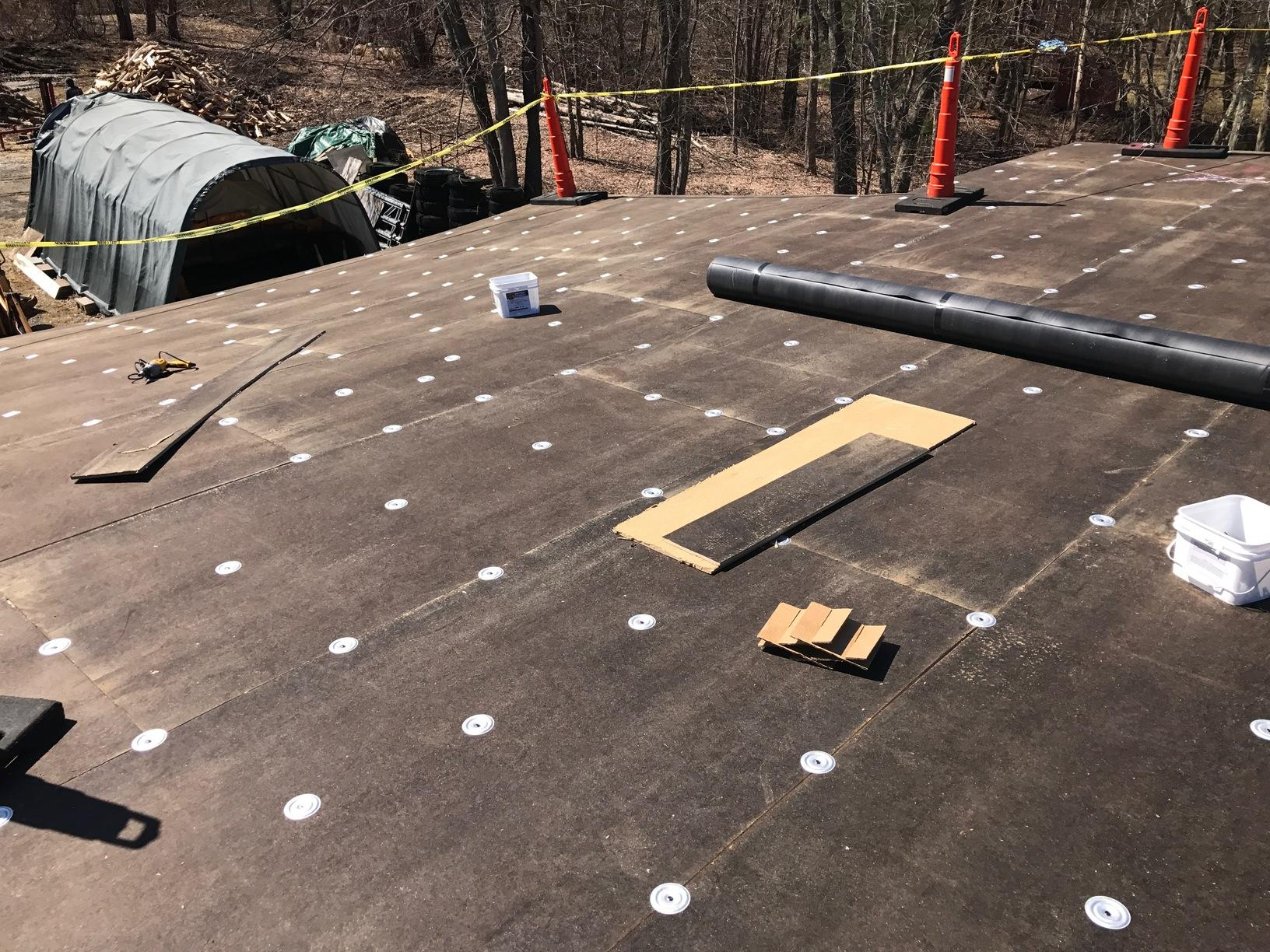 Commercial roof repair & replacement in CT