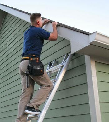 Roof Inspection Process