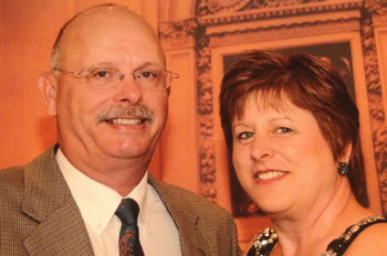 Jeff and Pam Standish
