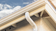 Gutters in Greater Montco, Bucks, Chester, Delaware Counties