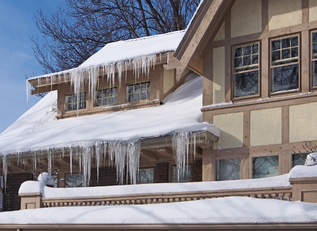 Ice Dam Prevention: How To Deal With Snow On Your CT Roof