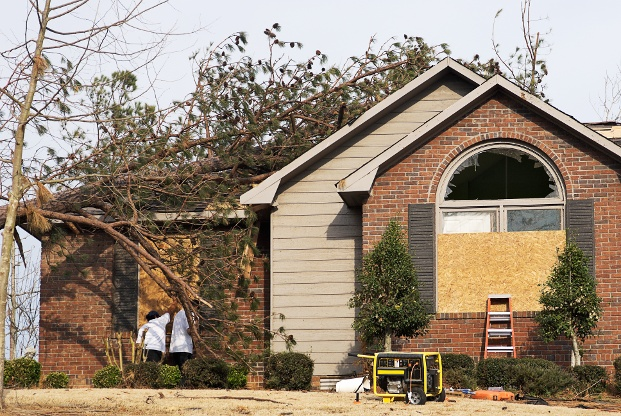 Which Areas Of The Home Are Most Susceptible To Storm Damage?