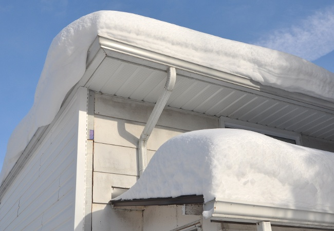 How Can I Prepare My CT Roof For The Winter?