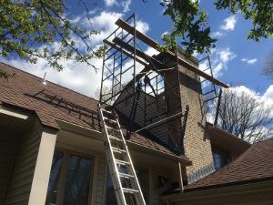 Chimney Rebuilding in Massachusetts