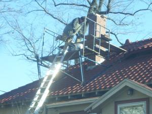 We rebuild chimneys in MA