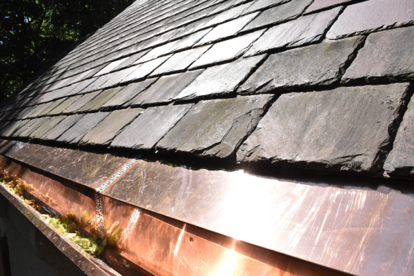 Slate & Copper Roofing