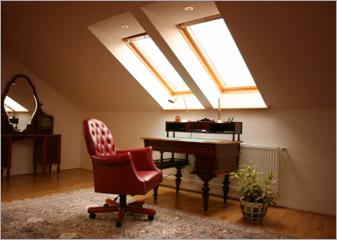 skylight installation in Greater Montgomery County, Chester County & Nearby