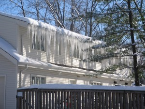 Prevent Ice Dams from Forming on Your Roof