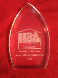 Toledo Remodeling Contractor Receives Prestigious Award Second Year In A Ro...