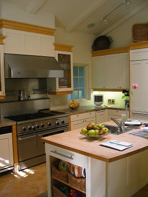 custom kitchen design in Bakersfield, CA