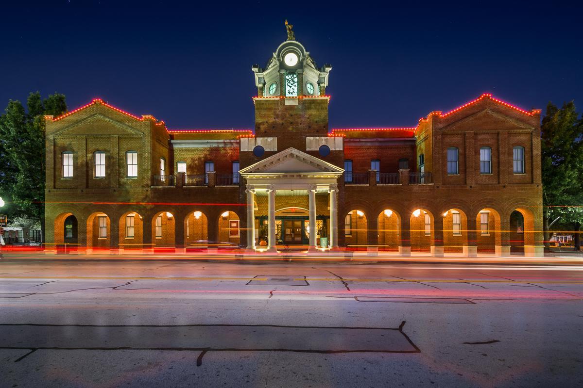 Town Hall Lighting