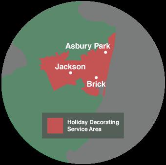 Holiday Decoration Service Area