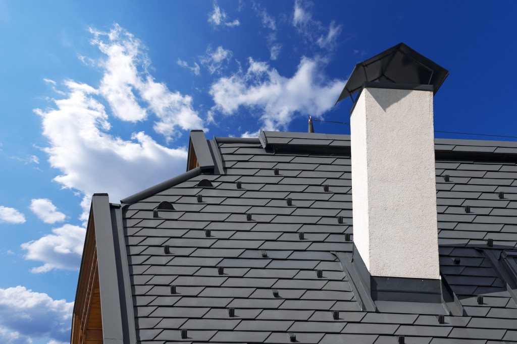 3 Major Differences Between Slate and Metal Slate Roofing