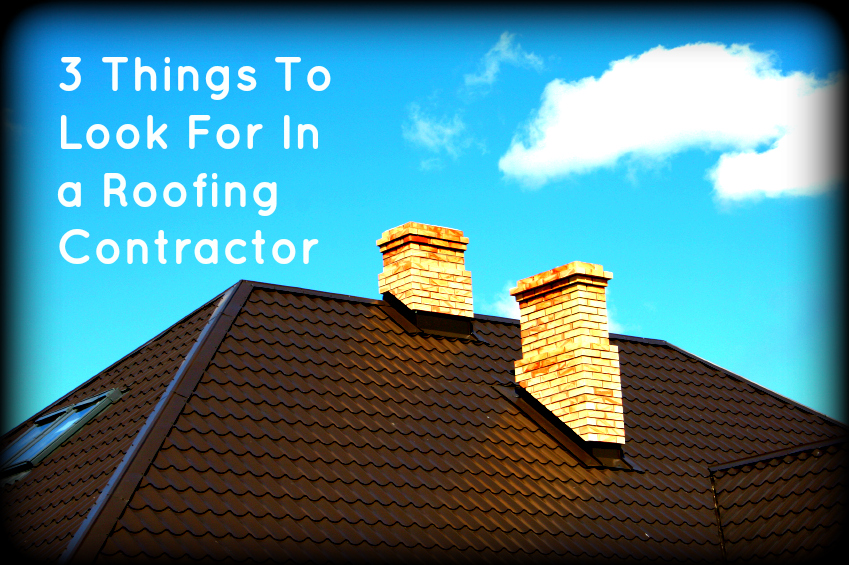3 Things to Look for in a Metal Roofing Contractor