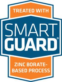 Treated with SmartGuard