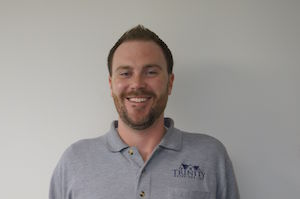 company owner, Ted Swanson