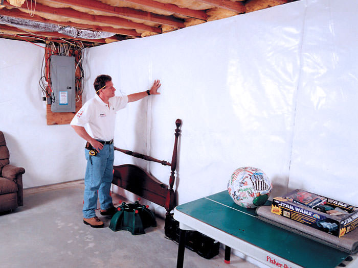 Baltimore Md Basement Waterproofing Contractor Crawl Space Repair Mold Removal Testing