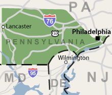 Pennsylvania Service Area