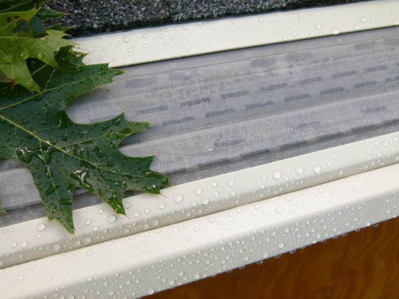 5 Ways Clogged Gutters Damage Your Home