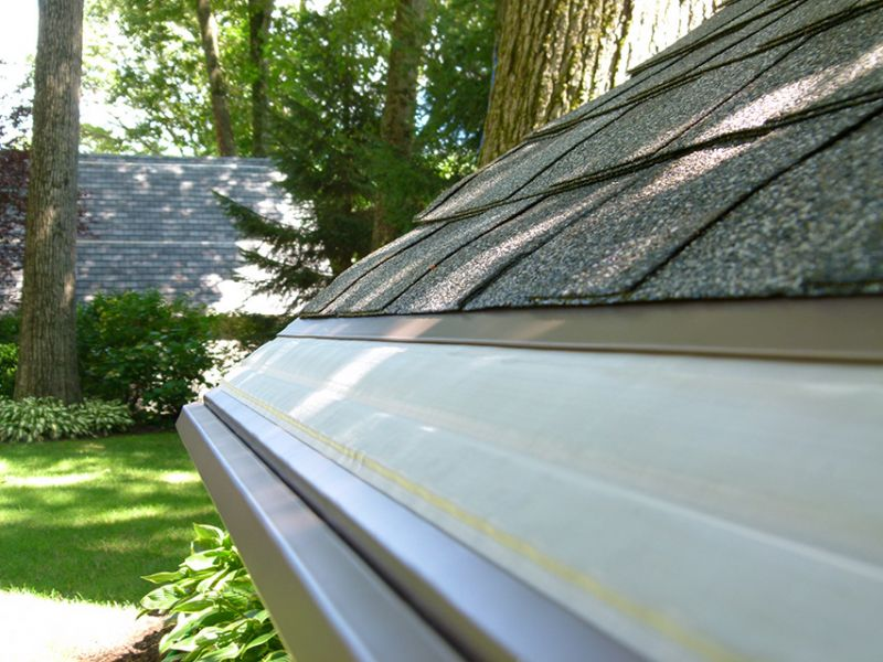 Finding the Best Gutter System in Seattle