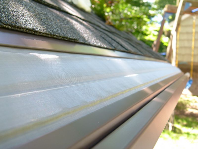 Four Reasons to Purchase a Leaf Guard in Seattle