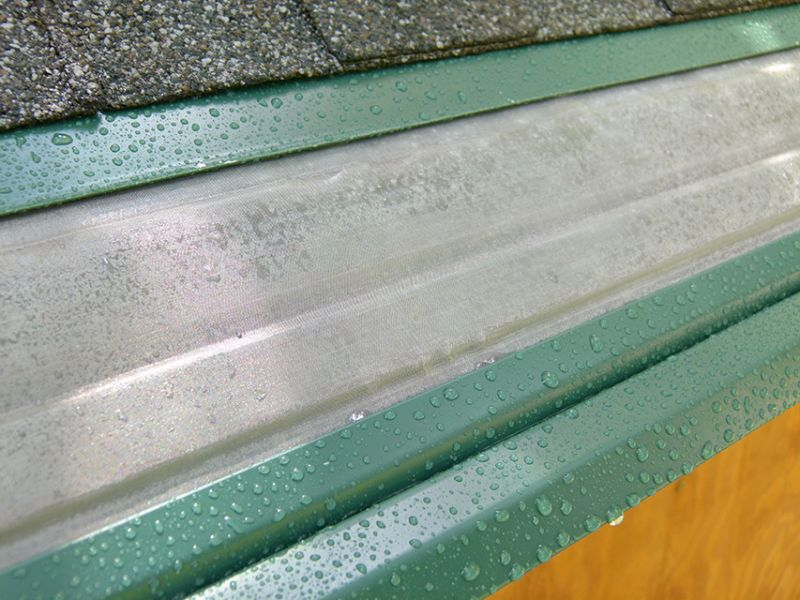 The Secret to Truly Leafless Gutters