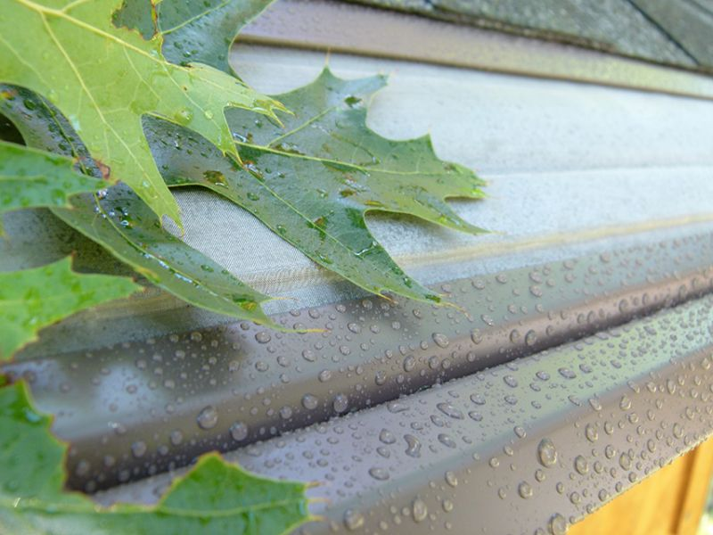 You May Never Have to Clean Your Gutters Again