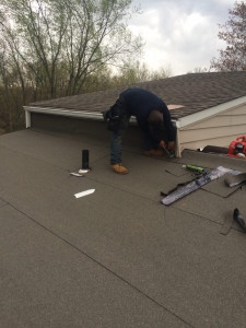 A Hatfield Flat Roof Replacement That Makes The Grade!