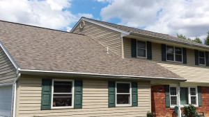 Breathing Easy With A New Roof And Attic Ventilation System!