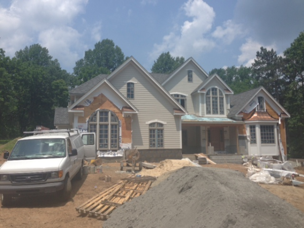 Custom Home - North Jersey - Fiberglass