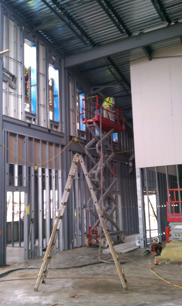 Profile Job of the Week - ABAA-Approved Air Barrier
