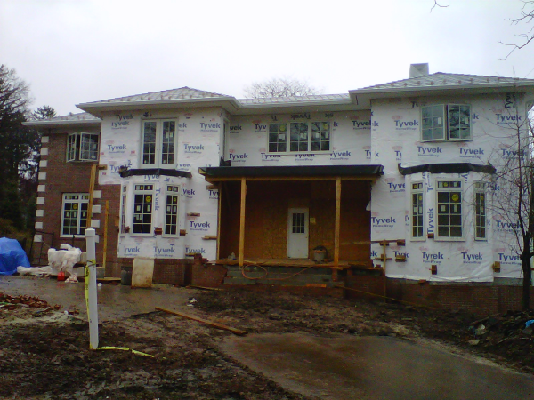 Profile Job of the Week - New Construction Residence