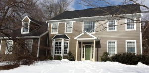 Ready For Spring With New Roofing & Siding