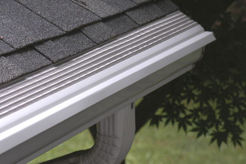 Reduce Need for Gutter Replacement With Gutter Guards