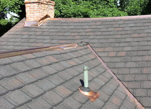 Summit Roofing & Siding replaced this roof in Chalfont.