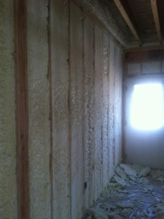 residential spray foam