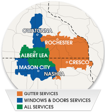 Home Solutions Midwest service area