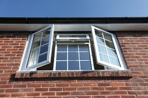 New awning window in Rochester home