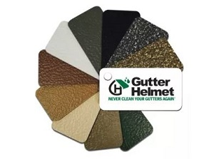 Gutter Helmet color options