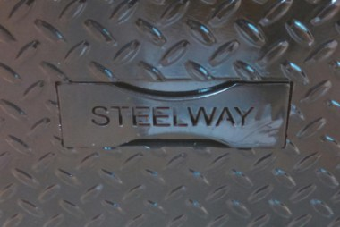 Steelway Diamond Plated Door