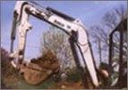 We excavate