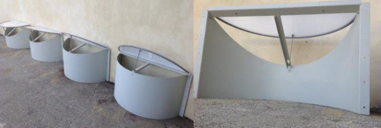 Window Well and Cover Combo Unit