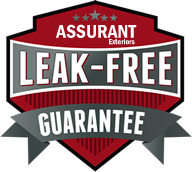 Assured Exteriors' Leak-Free Guarantee