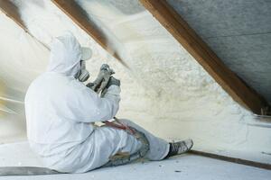 Foaming Insulation