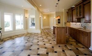 Tile flooring in Perth Amboy