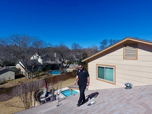 Roof Inspection in New Braunfels