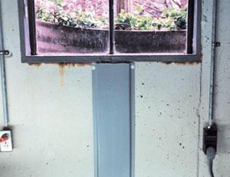Repaired waterproofed basement window leak in Bensalem